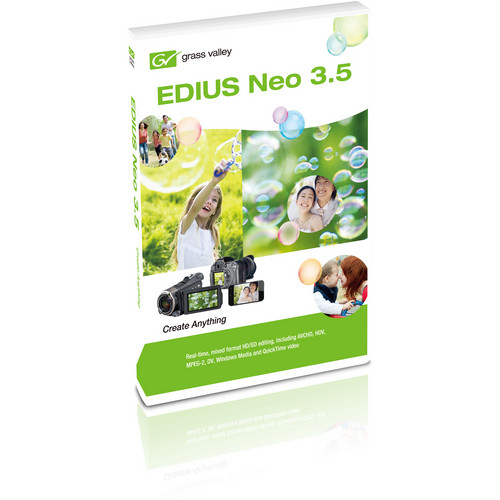 Grass Valley EDIUS Neo 3.5 - Upgrade (Download)