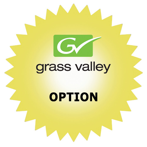 Grass Valley VTR Emulation Option for STORM 3G & 3G Elite Hardware