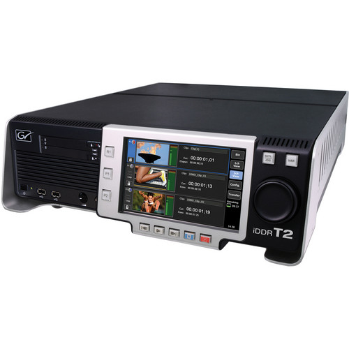 Grass Valley T2 Pro Intelligent Digital Disk Recorder (4 x 500GB HDD)
