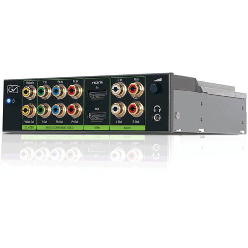 "Grass Valley STORM Mobile Multi I/O Processor with PC1e and EDIUS Pro 7 NLE (5"" Bay Unit)"