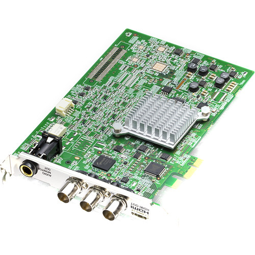 Grass Valley STORM Pro HD-SDI Input/Output & HDMI Output PCIe x1 Board for EDIUS Editing System