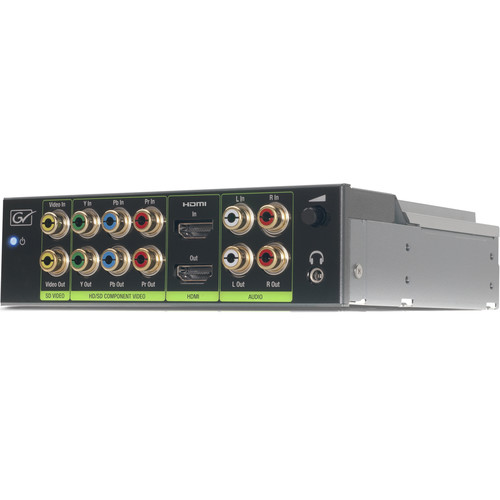 "Grass Valley STORM Mobile Multi I/O Processor for EDIUS Software (5"" Internal Drive Bay Unit)"