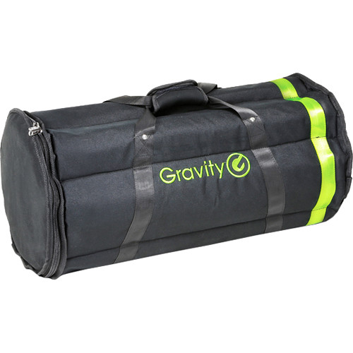 Gravity Stands Transport Bag for Six Short Microphone Stands (Black)