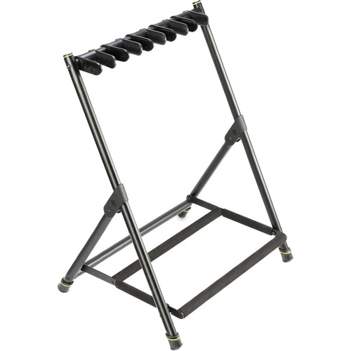 Gravity Stands VARI-G 5 - Guitar Rack for Five Instruments