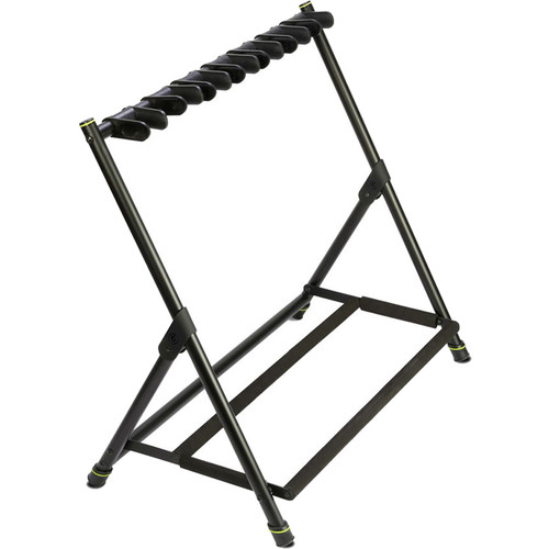 Gravity Stands VARI-G 7 - Guitar Rack for Seven Instruments
