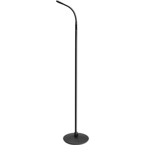 Gravity Stands Microphone Stand with XLR Connector and Gooseneck