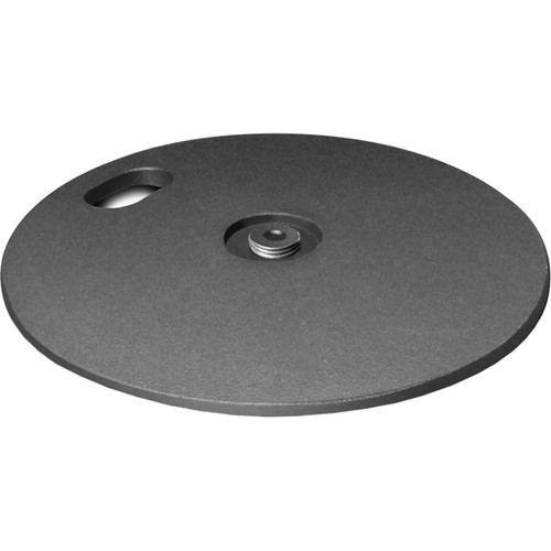 Gravity Stands Vari-Weight Weight Plate for Round-Base Microphone Stands