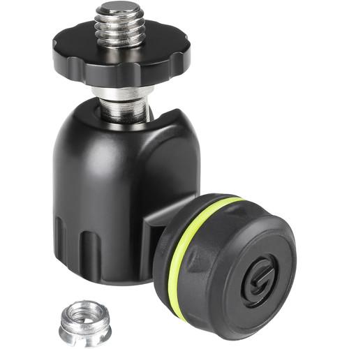 Gravity Stands MS QT 1 B Quick Tilt Ball Joint Mic Adapter