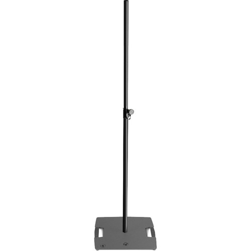 Gravity Stands Lighting Stand with Square Steel Base, 3 Position