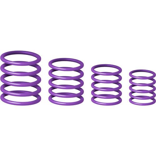 Gravity Stands Universal Gravity Ring Pack, Power Purple