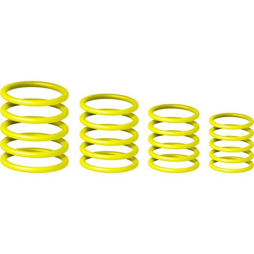Gravity Stands Universal Gravity Ring Pack, Sunshine Yellow