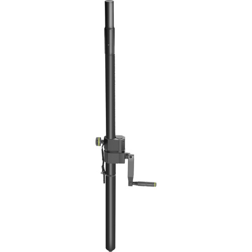 Gravity Stands Adjustable Speaker Pole With Crank, 35mm to M20, 1100mm