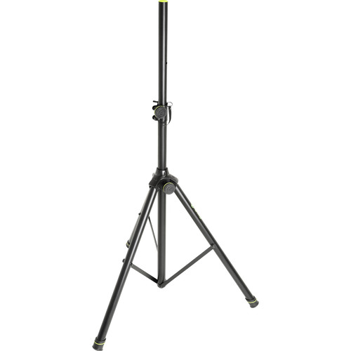 Gravity Stands Pneumatic Speaker Stand, 110 Lb Load - up to 6.3'
