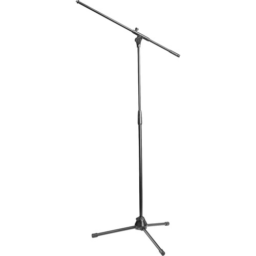 Gravity Stands Touring Series Tripod Microphone Stand with Standard Boom