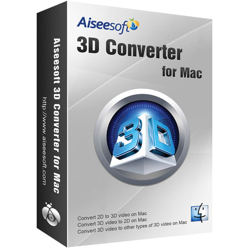 Great Harbour Software Aiseesoft 3D Converter for Mac (Version 6.3, Download)