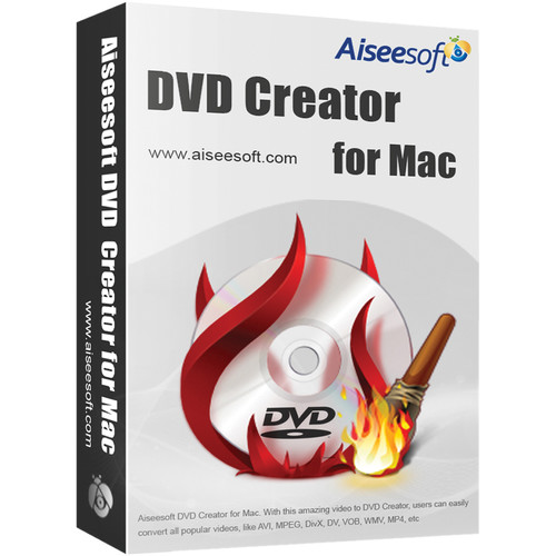 Great Harbour Software Aiseesoft DVD Creator for Mac (Download)