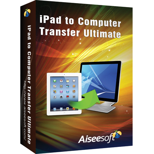 Great Harbour Software Aiseesoft iPad to Computer Transfer Ultimate (Download)