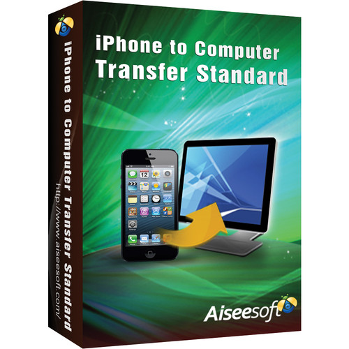 Great Harbour Software Aiseesoft iPhone to Computer Transfer
