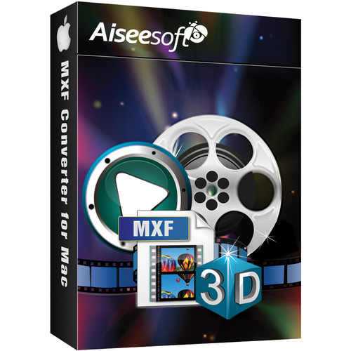 Great Harbour Software Aiseesoft MXF Converter for Mac (Version 6.3, Download)