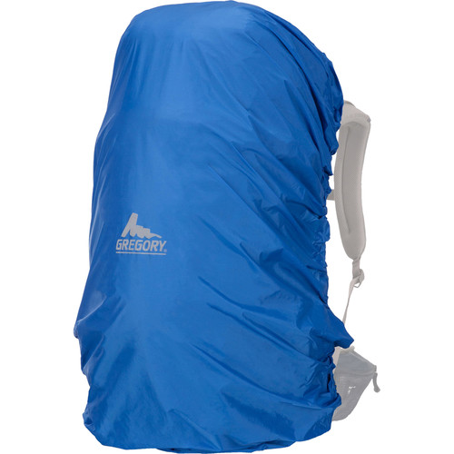 Gregory Universal Small Rain Cover (35-60 L, Royal Blue)