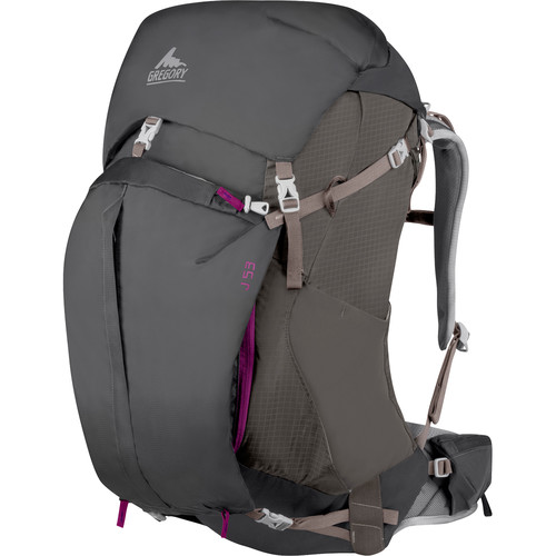 Gregory Womens J 53 Small Backpack (53 L, Fog Gray)