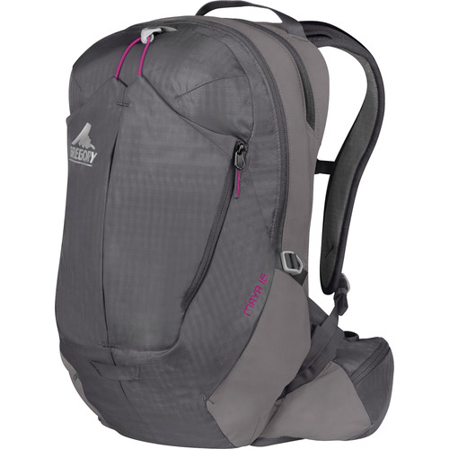 Gregory Women's Maya 16 Compact Backpack (16 L, Fog Gray)