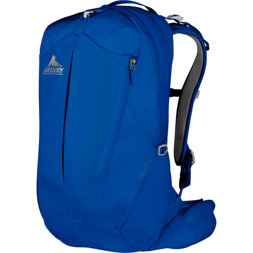 Gregory Miwok 24 Compact Backpack (24 L, Mistral Blue)