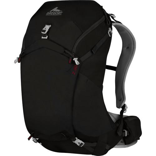 Gregory Mens Z 30 Medium Backpack (30 L, Storm Black)