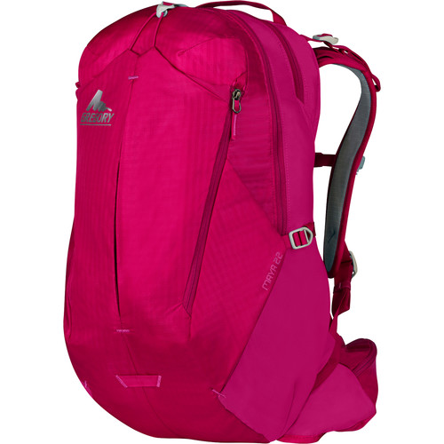 Gregory Women's Maya 22 Compact Backpack (22 L, Fresh Pink)
