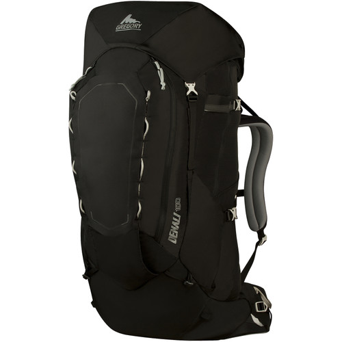 Gregory Denali 100 Small Backpack (97L, Basalt Black)