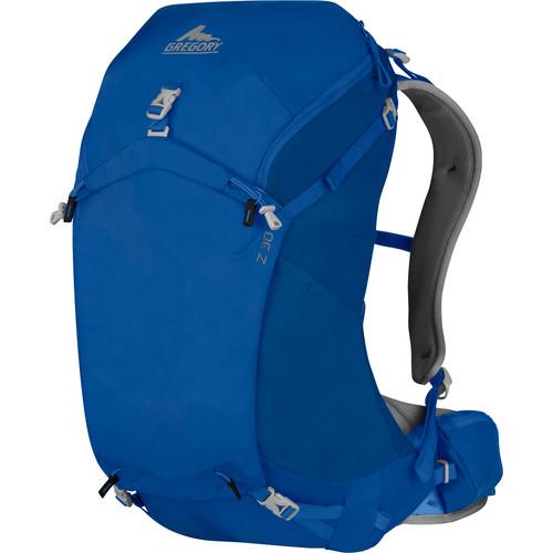 Gregory Mens Z 30 Medium Backpack (30 L, Marine Blue)