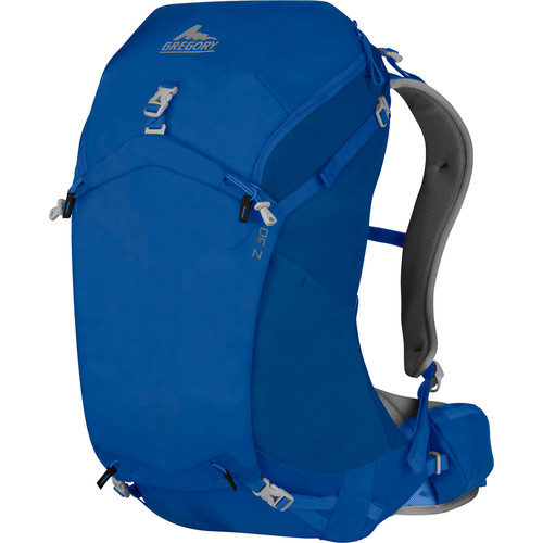 Gregory Mens Z 30 Large Backpack (32 L, Marine Blue)
