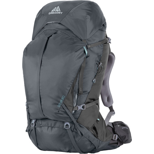 Gregory Women's Deva 60 Small Backpack (60L, Gray)