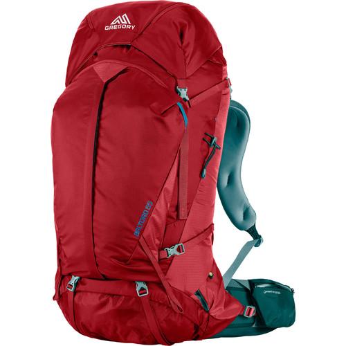 Gregory Men's Baltoro 75L Large Backpack (Spark Red)
