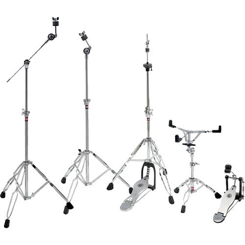 Gretsch Drums Gibraltar 4000 Series 5-Piece Hardware Pack for Drum Kit