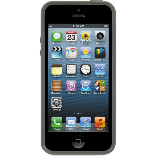 Griffin Technology Reveal Case for Apple iPhone 5/5s (Grey)