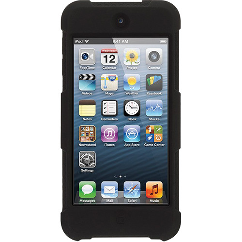 Griffin Technology Survivor Skin for 5th Generation iPod touch (Black)