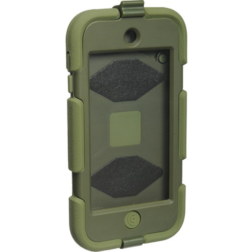 Griffin Technology Survivor with Belt Clip for iPod touch 5th Generation (Olive)