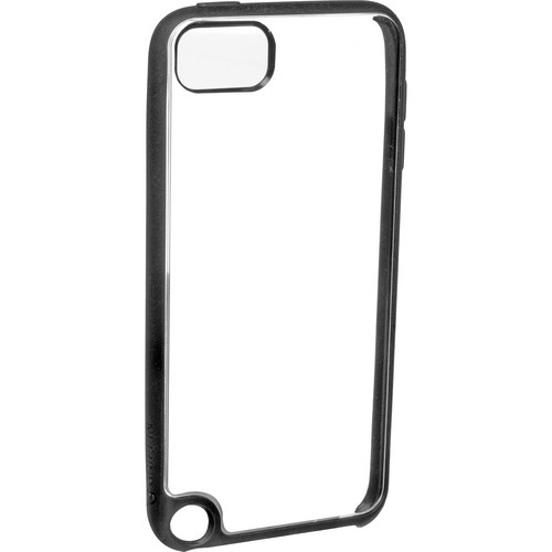 Griffin Technology Reveal Protective Case for iPod touch 5th Gen (Black Edge/Clear Back)