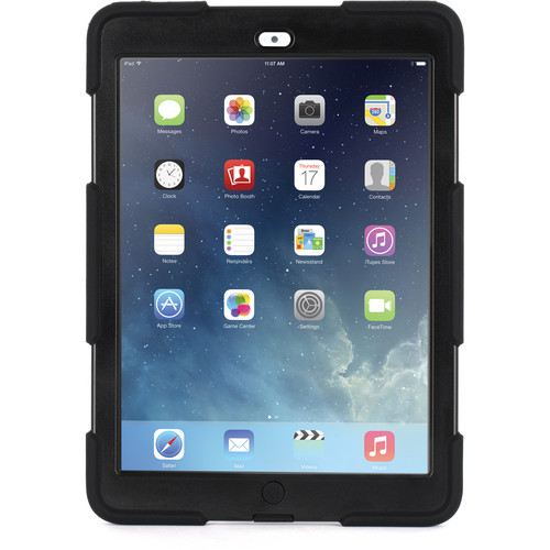 Griffin Technology Survivor Case with Stand for iPad Air (Black)