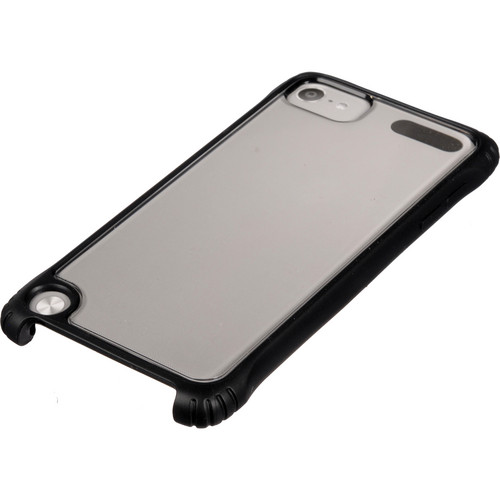 Griffin Technology Survivor Clear Case for iPod touch 5G (Black/Clear)