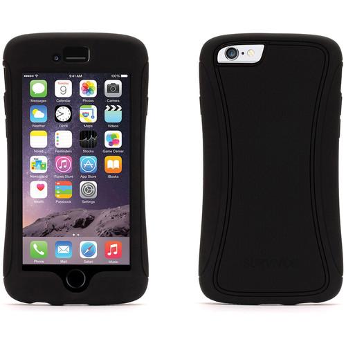 Griffin Technology Survivor Slim Case for iPhone 6/6s (Black)