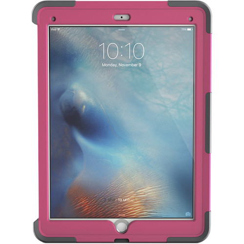 "Griffin Technology Survivor Slim Case for 12.9"" iPad Pro (Gray/Pink)"