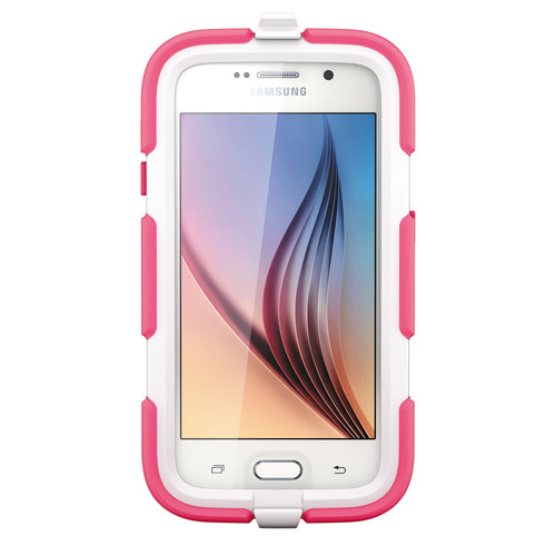 Griffin Technology Survivor All-Terrain Case for Galaxy S6 (Pink/White)