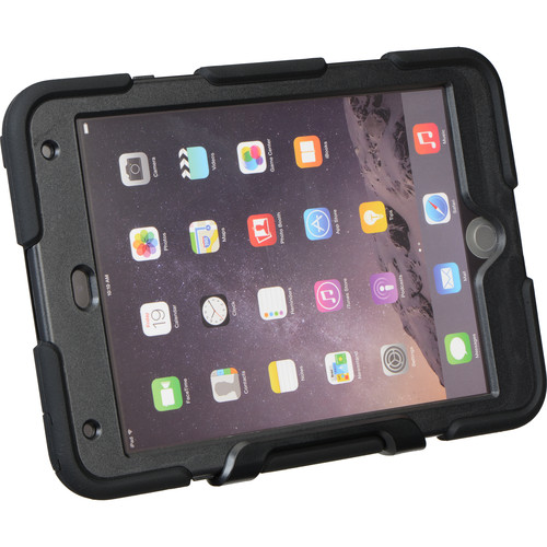Griffin Technology Survivor All-Terrain Case for iPad mini 4 (Black)