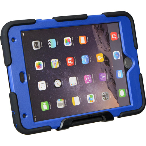 Griffin Technology Survivor All-Terrain Case for iPad mini 4 (Black/Blue)