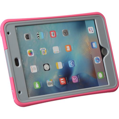 Griffin Technology Survivor Slim Case for iPad mini 4 (Honeysuckle/Mineral Gray)