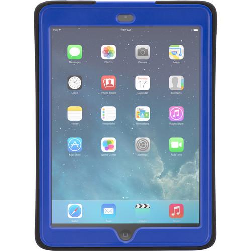 Griffin Technology Survivor Slim Case for iPad mini 4 (Black/Blue)