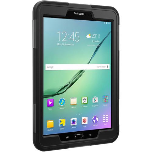 Griffin Technology Survivor Slim Case for Galaxy Tab S2 9.7 (Black)