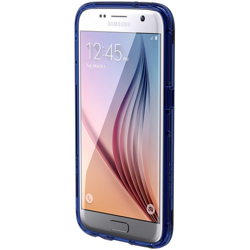Griffin Technology Survivor Clear Case for Galaxy S7 (Blue/Clear)